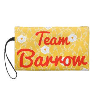 Team Barrow Wristlet
