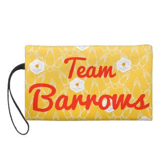 Team Barrows Wristlet Clutch