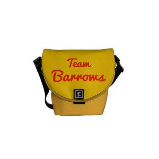 Team Barrows Messenger Bag