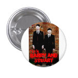Team Barry and Stuart Badges Buttons