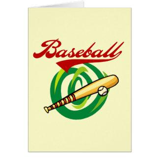 Team Baseball T-shirts and Gifts Card