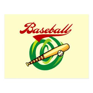 Team Baseball T-shirts and Gifts Postcard