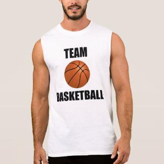 Team Basketball Sleeveless Shirt