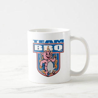 Team BBQ Pork Mug