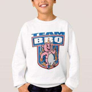 Team BBQ Pork Sweatshirt