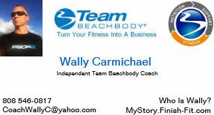 Beachbody Business Cards Zazzle
