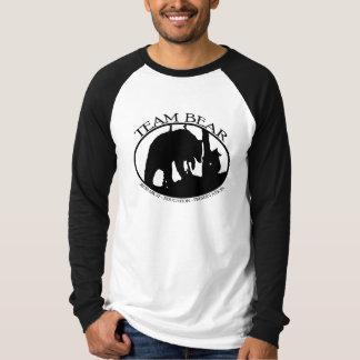 Team Bear Basic Long Sleeve Raglan T-Shirt