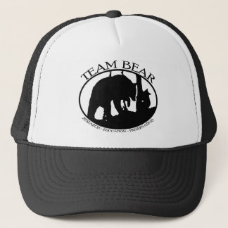Team Bear Hat