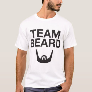 """Team Beard"" T-Shirt"