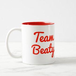 Team Beaty Coffee Mug