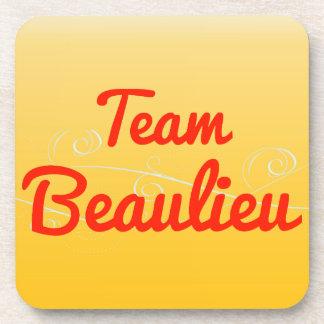 Team Beaulieu Coaster
