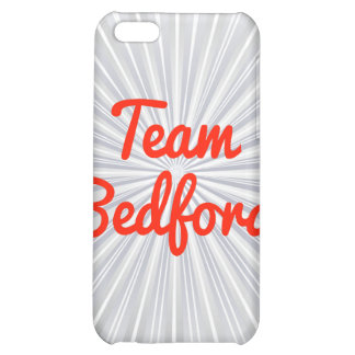 Team Bedford iPhone 5C Cover