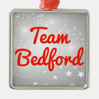 Team Bedford Christmas Tree Ornaments