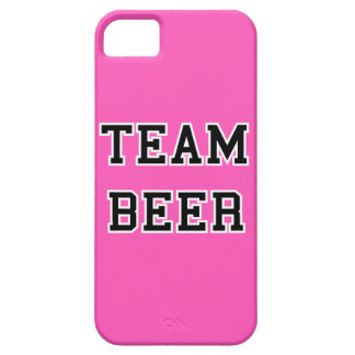 Team Beer - Any Team Colors iPhone 5 Case