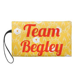 Team Begley Wristlets