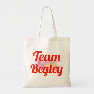 Team Begley Tote Bag