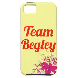 Team Begley iPhone 5 Covers