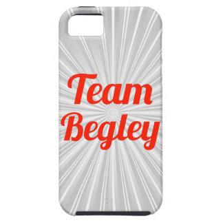 Team Begley iPhone 5 Cases