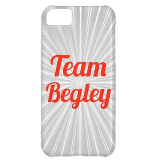 Team Begley Case For iPhone 5C