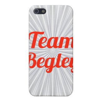 Team Begley iPhone 5 Cover