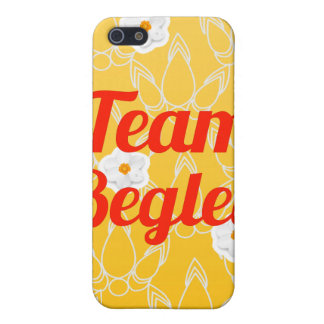 Team Begley Case For iPhone 5