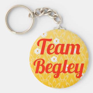 Team Begley Key Chains