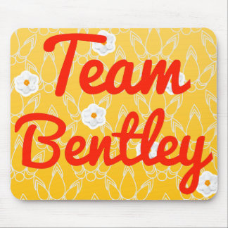 Team Bentley Mouse Pad