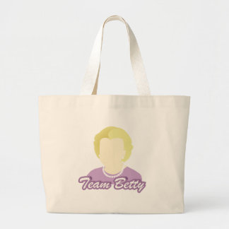 Team Betty Canvas Bag