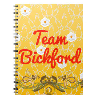 Team Bickford Notebook