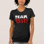 Team Bill t-shirts