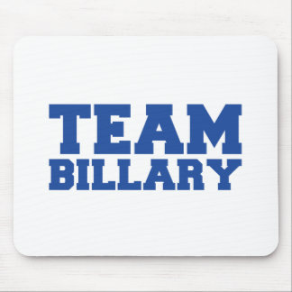 TEAM BILLARY CLINTON.png Mouse Pad