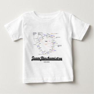 Team Biochemistry (Kreb Cycle Citric Acid Cycle) Infant T-shirt