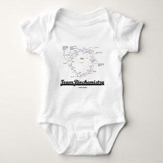 Team Biochemistry (Kreb Cycle Citric Acid Cycle) Tshirt