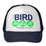 Team Bird Lime Trucker Hat