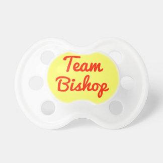 Team Bishop Pacifier