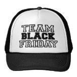 Team Black Friday Hat