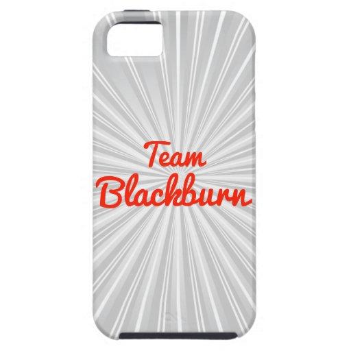 Team Blackburn iPhone 5 Covers