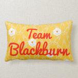 Team Blackburn Pillows