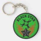 Team Blackstar Skydiving Keychain