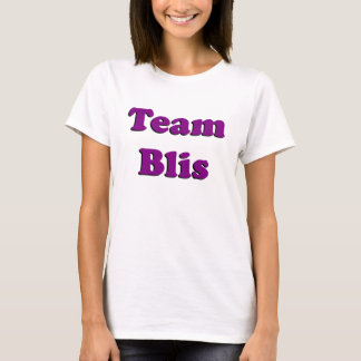 Team Blis T-shirt