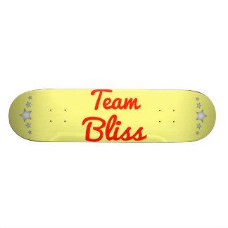 Team Bliss Skate Deck