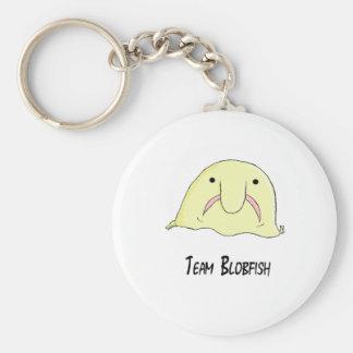 team blob keychain