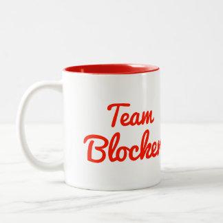 Team Blocker Mug
