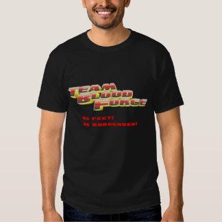 Team Bloodforce men's t-shirt