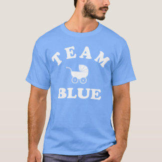 Team Blue Baby Reveal T-Shirt