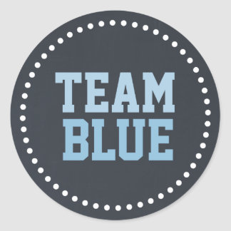 Team Pink Or Blue Gifts on Zazzle