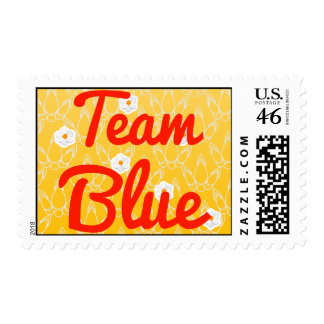 Team Blue Stamps