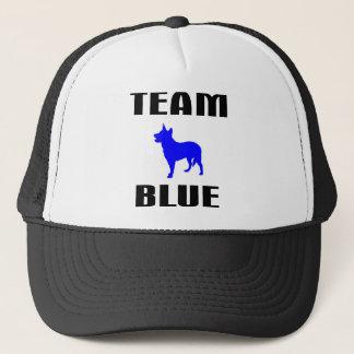 Team Blue Trucker Hat