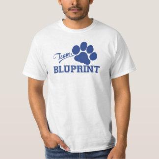 Team BluPrint Tshirt - add YOUR dog's Image!
