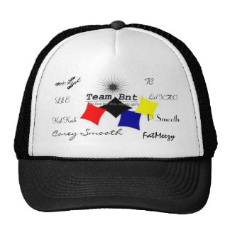 Team Bnt New Style Hat